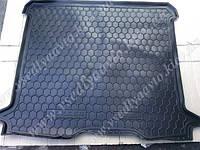 Коврик в багажник RENAULT Dokker 2012 г. (Avto-gumm) пластик+резина