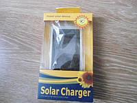 Мобильное зарядное Power Bank Solar 6000 mAh