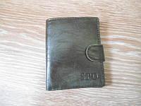 Мужской кошелек бумажник портмоне SPO