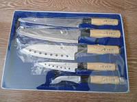 Набор из 5 кухонных ножей Gold Sun