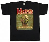 Футболка мужская Misfits - Land Of The Dead