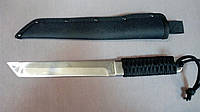 Нож нескладной Танто Tanto-1 Туристический, Сталь 65X13. Производство Украина
