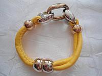 Стильный браслет на магнитном замке
