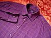 Клетчастая рубашкаMARKS & SPENCER15,5/в.39-40