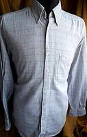 Клетчастая рубашка ANGELO LITRICO,р.S, фланель
