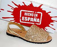 Босоножки, сандалии ( менорки ). Испания.