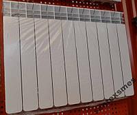 Радиатор отопления биметаллический +гарантия!!!
