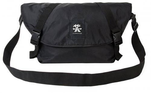 Строгая городская сумка 25 л. Light Delight Messenger Crumpler LDM-011 черный