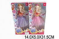 Кукла типа Барби 820 1504992  2 вида, муз, свет, в кор.14532см
