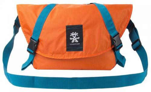 Современная городская сумка 25 л. Light Delight Messenger Crumpler LDM-013 оранжевый