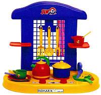Кухня детская для девочки