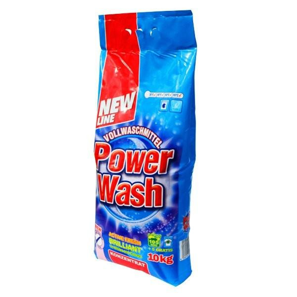 Порошок Power Wash 10 кг ШОК ЦЕНА