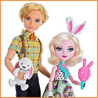 Набор кукол Ever After High Банни и Алистер (Bunny and Alistai) Свидание на карнавале Эвер Афтер Хай