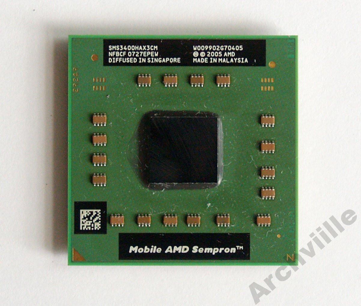 Процессор AMD Sempron S3400+