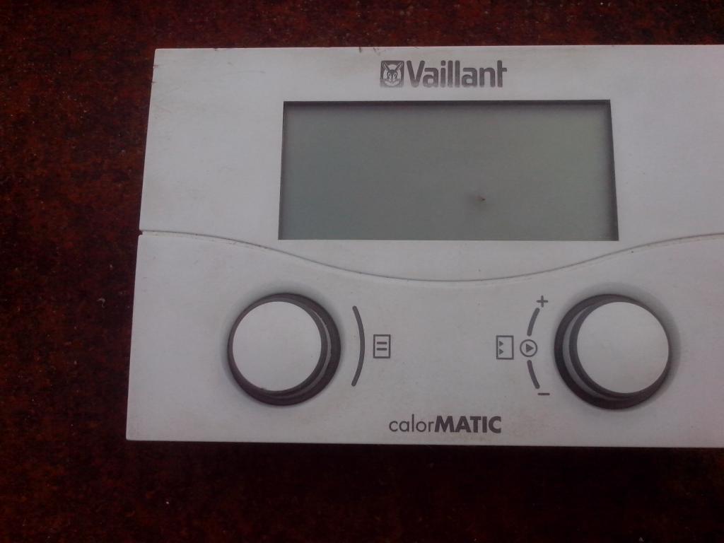 Регулятор Vaillant CalorMatic 430 б/у.