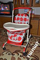 Стул, стульчик - качалка для кормления Geoby