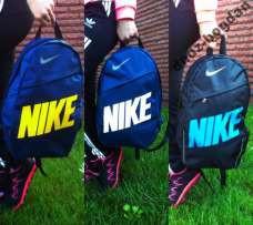 Рюкзаки Nike, большие41х29х21 РАСПРОДАЖА 10моделей