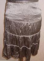 Юбка   натуральный шелк