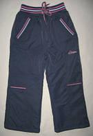 """Утепленные брюки для девочки. """"Mone"""" р. 92"""