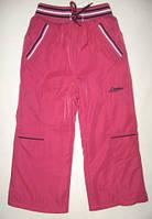 """Утепленные брюки для девочки. """"Sofi"""" р. 92-110"""