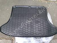 Коврик в багажник CHERY Tiggo 3 с 2016 г. (AVTO-GUMM) полиуретан