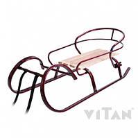 Санки «Снегирь»Vitan 7360