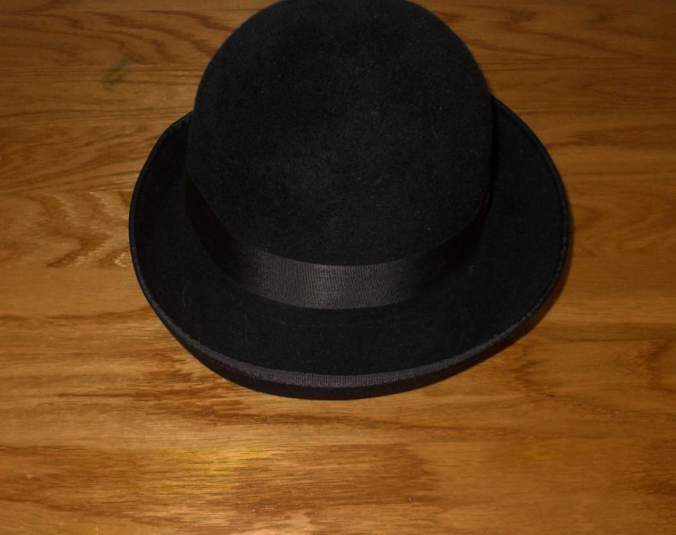 Шляпка натуральный мех