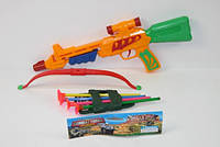 Арбалет детский 407A лук, стрелы, колчан для стрел