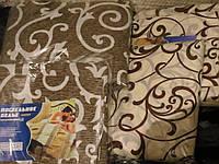 Двуспальное постельное белье вензеля