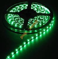 Лента светодиодная зеленая 5м водозащищенная IP65