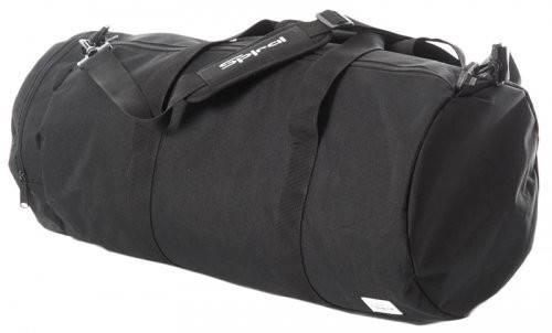 Вместительная дорожная сумка 30 л. Duffel Spiral 7100 черный