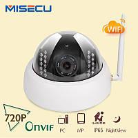IP камера MISECU  ONVIF 2.0  720 P 1Mp HD P2P  Wi-Fi  1280*720 P