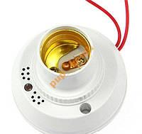 Дистанционный выключатель детектор звука лампа E27