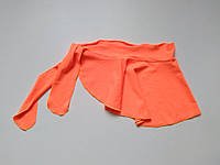 Набедренная  юбка- парео - неон