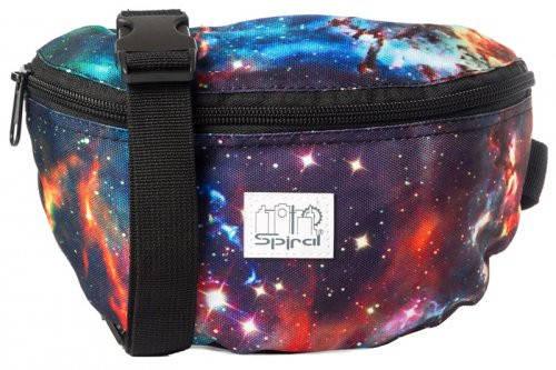 Модная сумка на пояс 2 л. Harvard Spiral 4002 микс