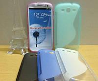 S-line TPU силикон чехол Samsung Galaxy S3 i9300