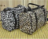 В НАЛИЧИ Стильная велюровая женская сумка леопард