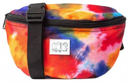 Разноцветная сумка на пояс 2 л. Harvard Spiral 4001 микс