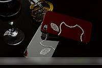 Чехол leshine dreamplus swarovski iphone 4 4s