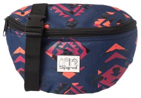 Популярная сумка на пояс 2 л. Harvard Spiral 4008 синий