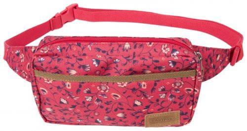 Яркая сумка на пояс Whit Eastpak EK60B44L розовый