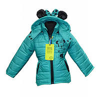 08 лот Куртка Минни Маус Disney съемный рукав