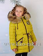 DONILO 4144 пальто новые модели, размеры 128-152см