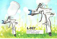 Краскопульт пневматический L-927 LVLP