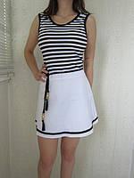 Платье в морском стиле - Турция 42-44р