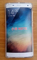 "Прозрачный силикон Xiaomi Mi Note 5.7""'"