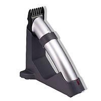 Профессиональная аккумуляторная машинка для стрижки окантовочная Dingling RF - 608 триммер для волос и бороды