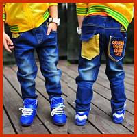 Детские джинсы для маленьких модников