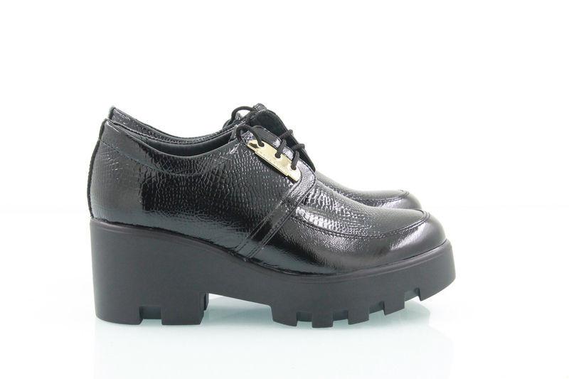 Кожаные туфли рр 34 - 41