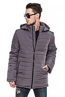 Длинная мужская куртка зима.